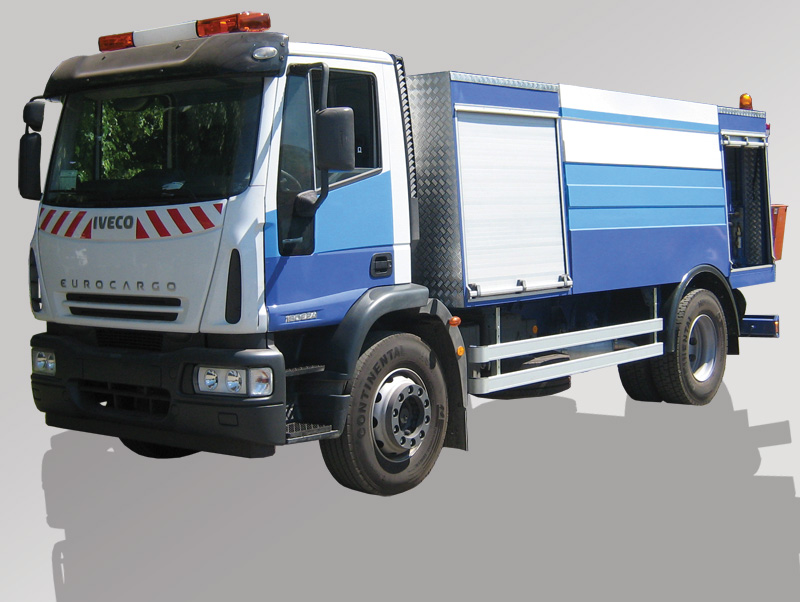 Sewer cleaning vehicles