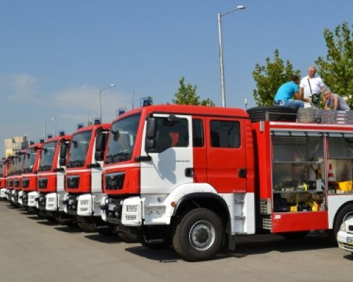Chief Directorate Fire Safety and Civil Protection, Sofia, Bulgaria Date: 17-08-2015