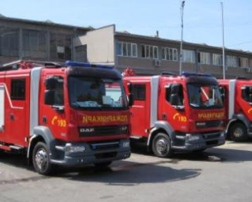 Vatrosprem has delivered all 15 fire fighting vehicles to the fire department of the Republic of Macedonia Date: 05-01-2010